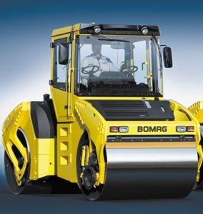 Каток bomag ac4 BW 161: запчасти и сервис