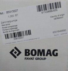 поставка запчастей Bomag