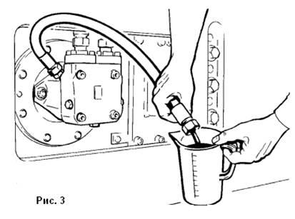Гидромотор вибрации Bomag : проверка