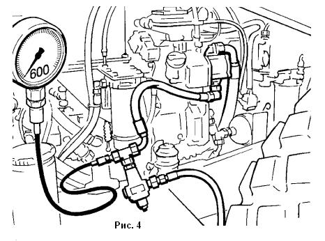 Диагностика неисправностей контура рулевого управления